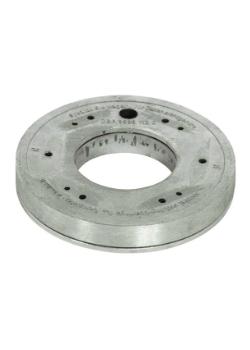 Draaibeslag aluminium 100kg
