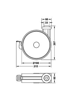 Design meubelwiel